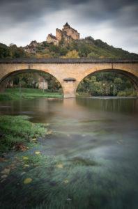 chateau vallée de la dordogne voyage photo ©terra photo